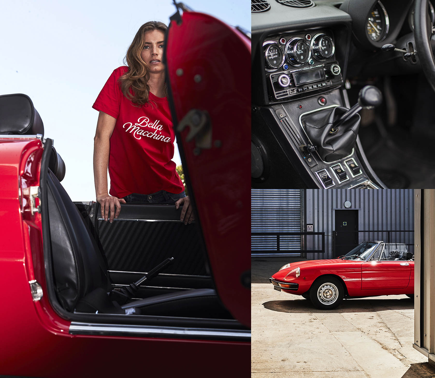 10 Reasons We Love The Alfa Romeo 2000 Spider Veloce